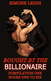 bargain ebooks Bought by the Billionaire Erotic Romance by Simone Leigh