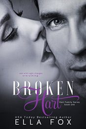 bargain ebooks Broken Hart Erotic Romance by Ella Fox