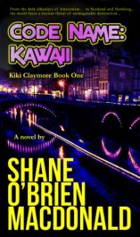 amazon bargain ebooks Code Name: Kawaii Action Adventure by Shane O'Brien MacDonald