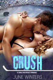 bargain ebooks Crush Steamy Sports Romance by June Winters