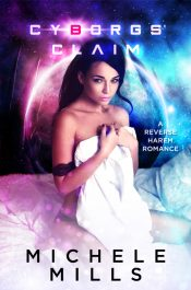 bargain ebooks Cyborgs' Claim SciFi Romance by Michele Mills