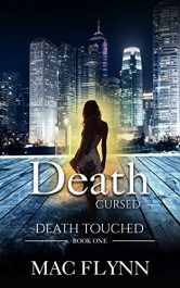 bargain ebooks Death Cursed Horror by Mac Flynn