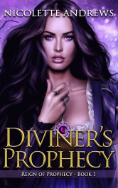 bargain ebooks Diviner's Prophecy Fantasy Romance by Nicolette Andrews