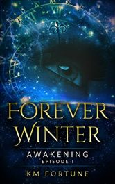 bargain ebooks Forever Winter SciFi Adventure by KM Fortune