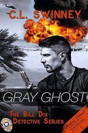 bargain ebooks Gray Ghost Thriller by C.L. Swinney
