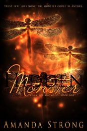 amazon bargain ebooks Hidden Monster YA/Teen Scifi Adventure by Amanda Strong