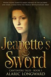 bargain ebooks Jeanette's Sword Historical Fiction by Alaric Longward