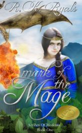bargain ebooks Mark of the Mage Historical Fantasy by R.K. Ryals