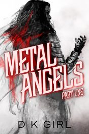 bargain ebooks Metal Angels Contemporary Fantasy by D K Girl