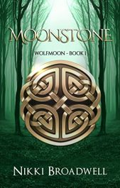 amazon bargain ebooks Moonstone Historical Fantasy by Nikki Broadwell