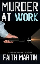 bargain ebooks Murder at Work Cozy Mystery by Faith Martin