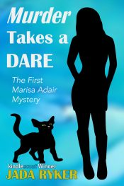 bargain ebooks Murder Takes a Dare Romantic Mystery by Jada Ryker