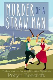 bargain ebooks Murder of a Straw Man Mystery by Robyn Beecroft