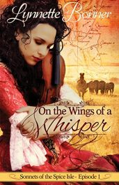 bargain ebooks On the Wings of a Whisper Historical Romance by Lynette Bonner
