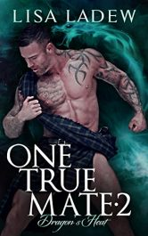 bargain ebooks One True Mate 2 Paranormal Romance by Lisa Ladew