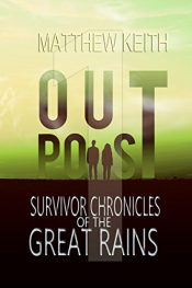 bargain ebooks Outpost Dystopian Science Fiction by Matthew Keith