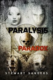 amazon bargain ebooks Paralysis Paradox SciFi Fantasy by Stewart Sanders