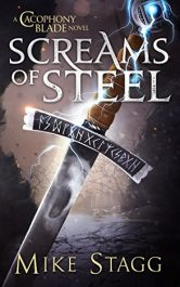 bargain ebooks Screams of Steel Horror / Dark Fantasy by Mike Stagg