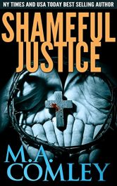 bargain ebooks Shameful Justice Mystery by M A Comley