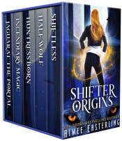 bargain ebooks Shifter Origins Paranormal/Urban Fantasy by Aimee Easterling