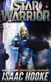 bargain ebooks Star Warrior Science Fiction by Isaac Hooke