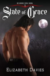 bargain ebooks State of Grace Paranormal Romance by Elizabeth Davies