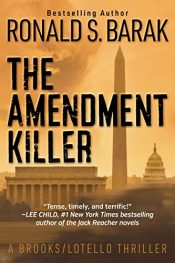 bargain ebooks The Amendment Killer Political Thriller by Ronald S. Barak