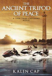 bargain ebooks The Ancient Tripod of Peace  YA/Teen Mystery by Kalen Cap