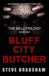 bargain ebooks The Bluff City Butcher Thriller by Steve Bradshaw