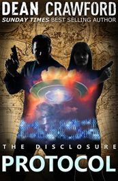 bargain ebooks The Disclosure Protocol Thriller by Dean Crawford
