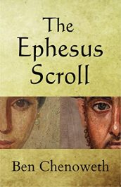 bargain ebooks The Ephesus Scroll Historical Fiction by Ben Chenoweth