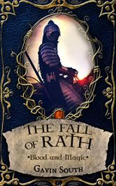 amazon bargain ebooks The Fall of Rath Dark Fantasy Horror by Gavin South