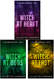 bargain ebooks The Jinx Hamilton Starter Pack - Books 1-3 Urban Fantasy by Juliette Harper