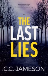 bargain ebooks The Last Lies Psychological Police Procedural Mystery / Thriller by C.C. Jameson