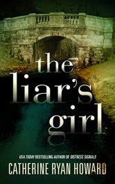 bargain ebooks The Liar's Girl Mystery by Catherine Ryan Howard