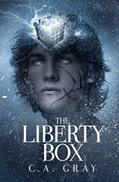 bargain ebooks The Liberty Box Young Adult/Teen SciFi by C.A. Gray