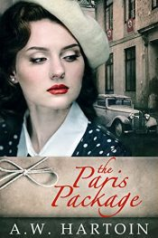 bargain ebooks The Paris Package Historical Thriller by A.W. Hartoin