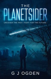 bargain ebooks The Planetsider Post-apocalyptic Sci-fi Adventure by G J Ogden