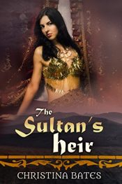 amazon bargain ebooks The Sultan's Heir YA Historical Fantasy by Christina Bates