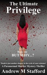 bargain ebooks The Ultimate Privilege Paranormal Murder Mystery by Andrew M Stafford