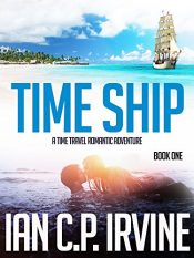 bargain ebooks Time Ship Science Fiction by Ian C.P. Irvine