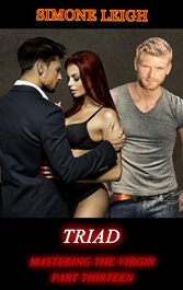 bargain ebooks Triad Erotic Romance by Simone Leigh
