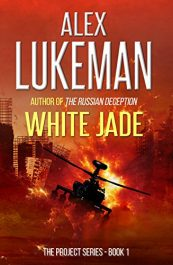 bargain ebooks White Jade Action/Adventure by Alex Lukeman