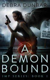 bargain ebooks A Demon Bound Horror by Debra Dunbar