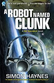 bargain ebooks A Robot Named Clunk SciFi Adventure by Simon Haynes