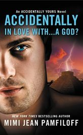 bargain ebooks Accidentally In Love With... A God? Erotic Romance by Mimi Jean Pamfiloff