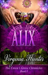 amazon bargain ebooks Alix Erotic Romance by Virginia Hunter