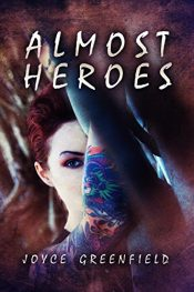 bargain ebooks Almost Heroes Young Adult/Teen by Joyce Greenfield