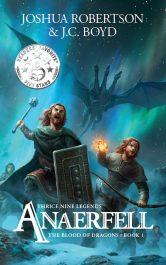 bargain ebooks Anaerfell Fantasy by Joshua Robertson & J.C. Boyd