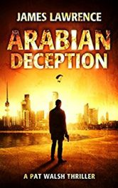 bargain ebooks Arabian Deception Military Action / Thriller by James Lawrence